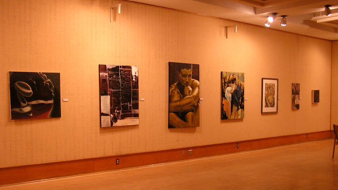 Student Juried Exhibits at the MU
