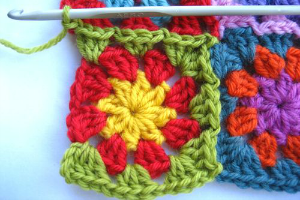 Crochet Class at The Workspace