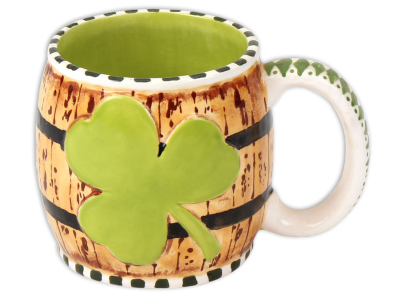 St. Patrick's Day Paint Your Own Pottery