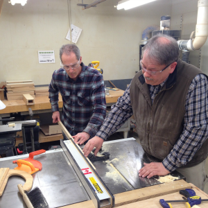 Woodshop Orientation at The Workspace with John Burright