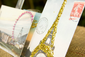 Glitter Postcards at Terrace Tuesday