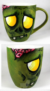 Monster Mugs Paint Your Own Pottery at The Workspace