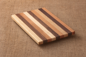 Striped Cutting Board Class at The Workspace