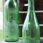 Walk-In Craft: Etched Glass Bottles