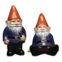 Paint Your Own Pottery: Garden Gnomes